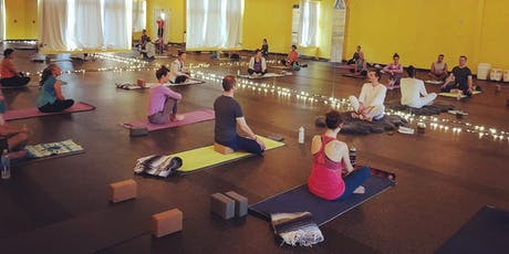 Embody Compassion and Grattitude using Yoga, Breathwork, Guided Meditation  tickets