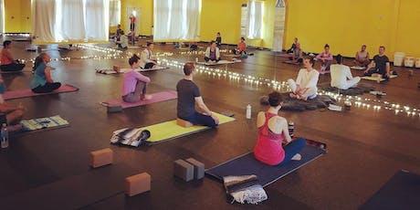 Connect With Universe/God/Spirituality using Yoga, Breathwork, Meditation  tickets