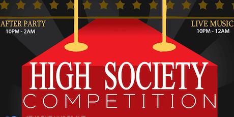 High Society Competition/ Alta Sociedad Competencia tickets