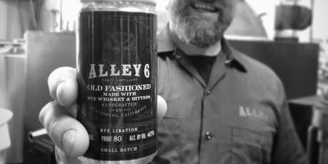 Alley 6 Summer Club Member Pick-Up Party | Canned Old Fashioned Release tickets