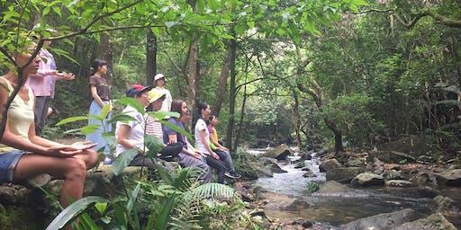 8月森林浴體驗:大埔滘之旅