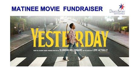 Movie Fundraiser - YESTERDAY tickets