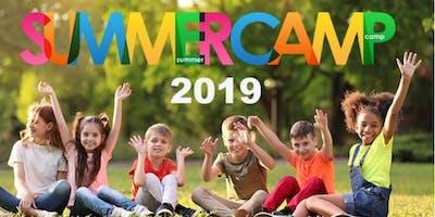 CAMP COURAGE 2019 -New Hope United Church