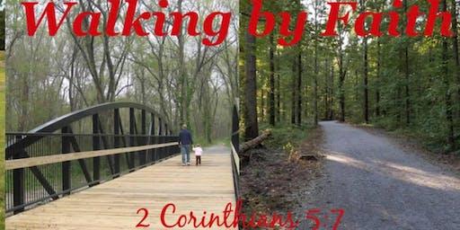 Walking by Faith