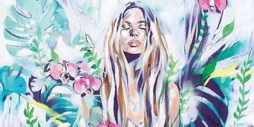 "Meditation-""The garden series"" with Psychic Medium Kaylene"