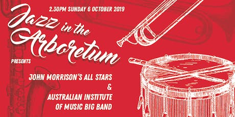 Jazz in the Arboretum tickets