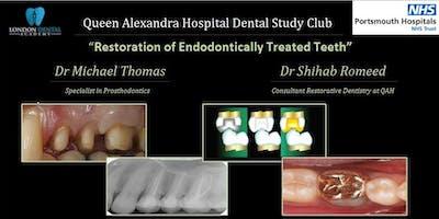 Restoring Endodontically-Treated Teeth