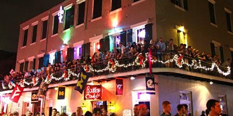 Mardi Gras Balcony Party Bacchus Sunday tickets