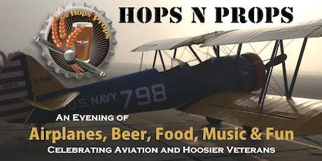 Hops & Props tickets
