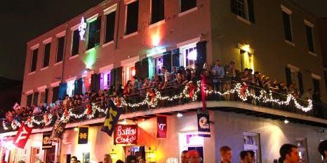 Mardi Gras Balcony Party   Fat Tuesday