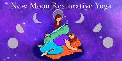 New Moon Restorative Yoga