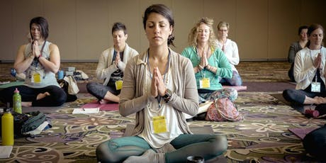 Restorative Yoga and Meditation tickets