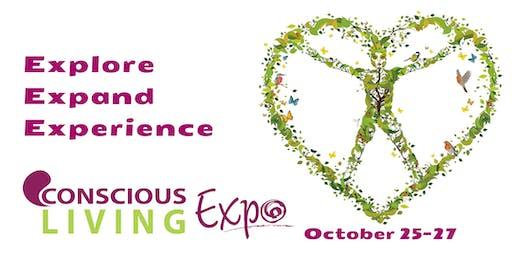 Conscious Living Expo October 25-27