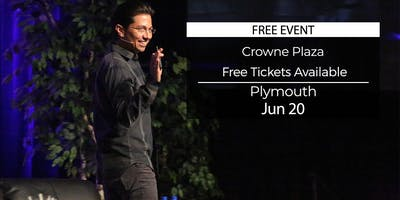 (FREE) Millionaire Success Habits revealed in Plymouth by Dean Graziosi