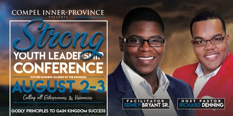 Strong Youth Leadership Conference tickets