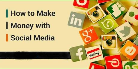 Social Media - How To Make Money From Social Media 003 tickets