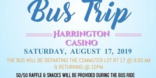 NCNW Stafford-Fredericksburg Harrington Casino Bus Trip