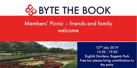 Byte The Book Picnic tickets