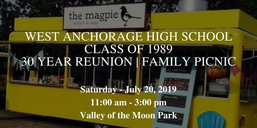 West Anchorage High School - Family Picnic