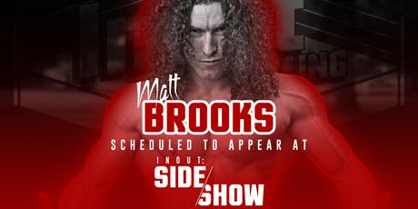Inout Wrestling Presents - InOut: Side Show tickets