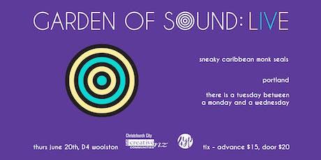 Garden of Sound:LIVE tickets