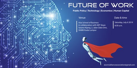 """""""FUTURE OF WORK CONFERENCE"""" curated by Alumni Alliance tickets"""