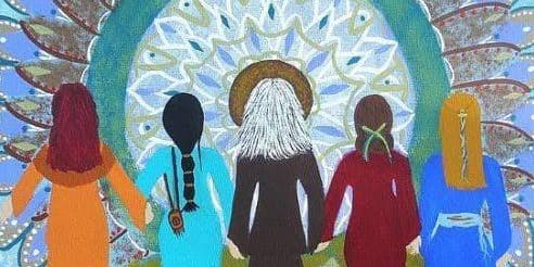 Nourish The Divine Feminine presents Conscious Womens Ceremony