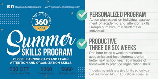 SummerCamp Skills Programs