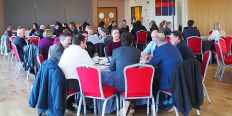 Aberystwyth Business Networking with Mark Rhodes £5 tickets