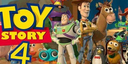 KNS Toy Story 4 Movie Fundraiser