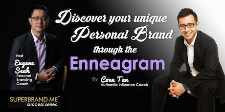 Discover Your Unique Personal Brand through the Enneagram tickets