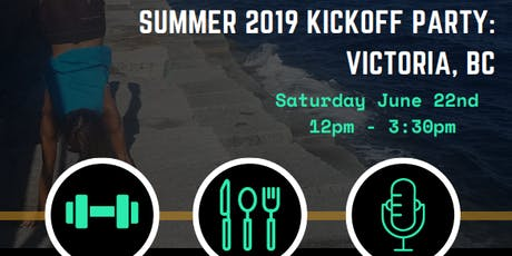 Athletic Summer 2019 Kick-Off Party:  Victoria BC Grade 6-9 Girls tickets
