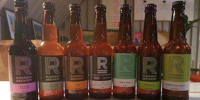 Beer Tasting with Runaway