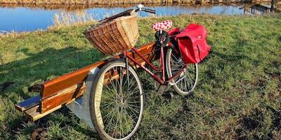 Pi Singles Cycle from Barnstaple to Croyde Beach via the Tarka Trail