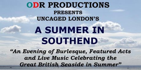 A Summer in Southend tickets