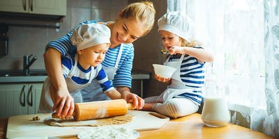 Pinocchio and Friends- Kids Cooking Class