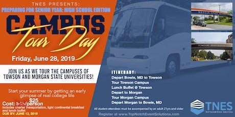 TNES: Preparing for Senior Year - Campus Tour Day tickets