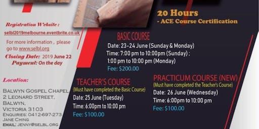 ACE Course Teacher Training - Teaching English through the Bible