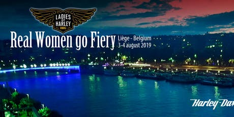 LoH® Benelux - Real Women ride Fiery tickets