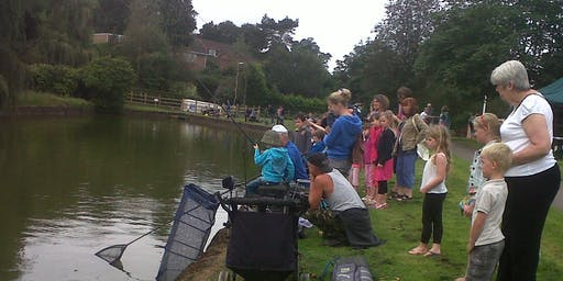 Learn To Fish Summer Fun