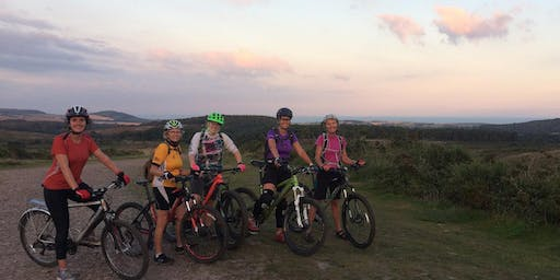 Pi Singles Introduction to Mountain Biking on Haldon