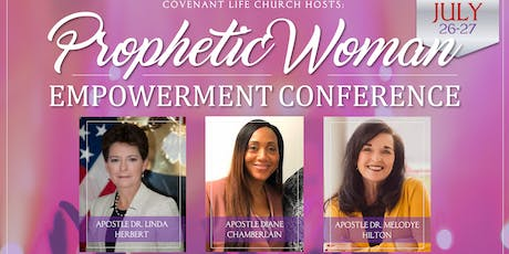 Prophetic Empowering Women's Conference tickets