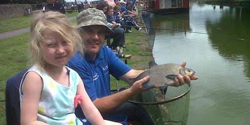 Learn to Fish Summer Fun