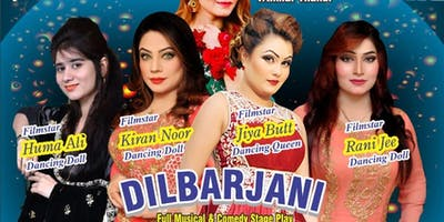"COMEDY MUSICAL STAGE SHOW ""DILBARJANI"""