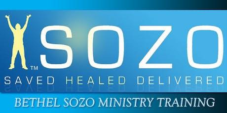 Bethel Sozo UK Basic Training tickets