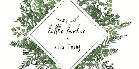 Little Birdie @ Wild Thing! tickets