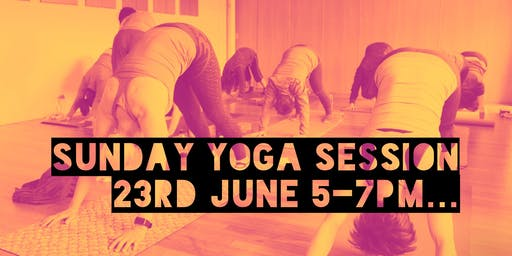 Weekend Yoga Summer Session