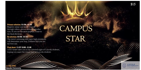 Campus Star Selection tickets
