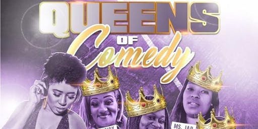 FLA Queens Of Comedy Does GA/ LaLa's Gemini Bash