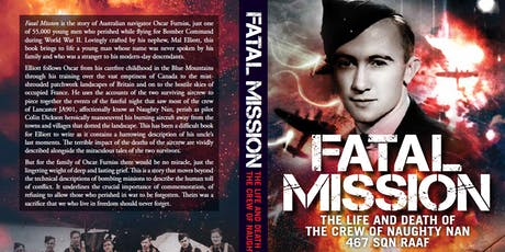 Fatal Mission Book Launch tickets